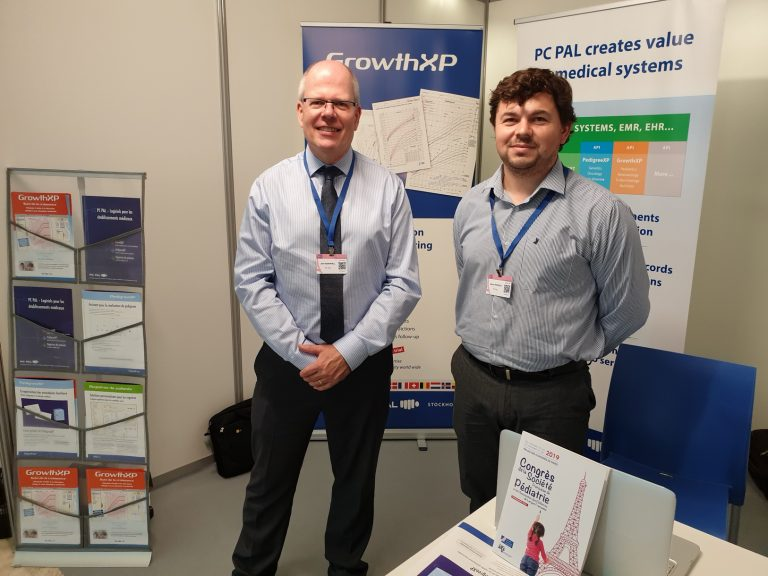 PC PAL booth at SFP 2019